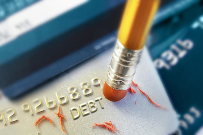 how to get out of debt as quickly and easily as possible